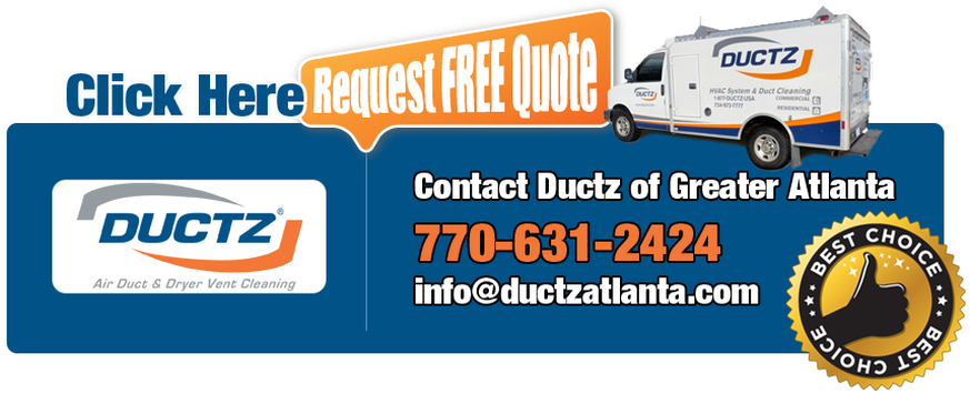 Ductz of Greater Alanta - Air Duct Cleaning & Dryer Vent Cleaning